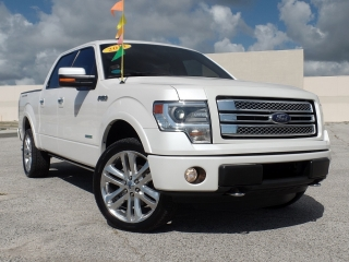 FORD F-150 LIMITED 4X4 2013 ECOBOOST !WOW! !! BELLA !!
