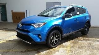 Toyota Rav4 Se Azul 2016