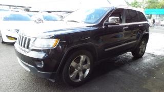 Jeep Grand Cherokee Limited Negro 2012
