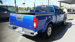 Nissan Frontier SV Azul 2012