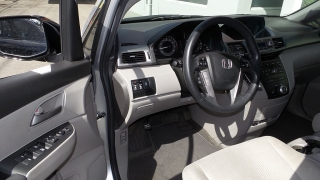 Honda Odyssey Ex Plateado 2012