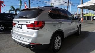 BMW X5 sDrive35i Plateado 2015