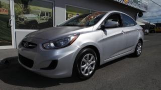 Hyundai Accent GL Plateado 2013