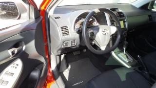 Toyota Corolla S Rojo 2013