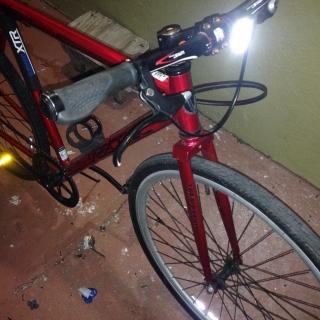 Verticalbike road bike 58cm aluminum