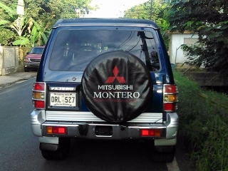 Mitsubishi Montero SR 99