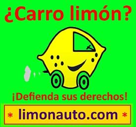 ¿Carro limón? - Abogados DACO