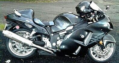 Hayabusa limited 2005