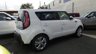 Kia Soul Wave Blanco 2016