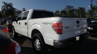Ford F-150 XLT Blanco 2012