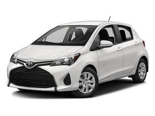 Toyota Yaris Sedan Negro 2016