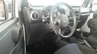 Jeep Wrangler Unlimited Islander Plateado 2010