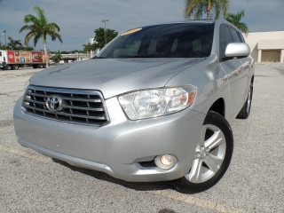 TOYOTA HIGHLANDER LIMITED !WOW! ESPECTACULAR SUV!!