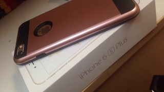 Vendo iPhone 6s Plus de at&t