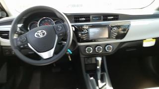 Toyota Corolla LE Gris Oscuro 2016