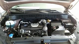 Hyundai Tucson Limited Marron 2016