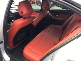 BMW 335i SEDAN 2013 -RED LEATHER PKG, M PKG-