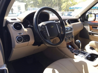 LAND ROVER LR4 HSE LUXURY PACKAGE V8 2010