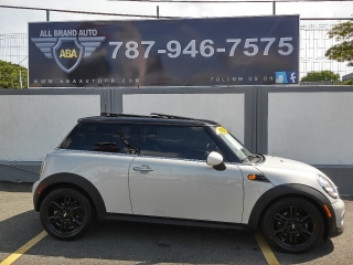 MINI COOPER 2013 -PANORAMIC ROOF, PREMIUM PACKAGE-