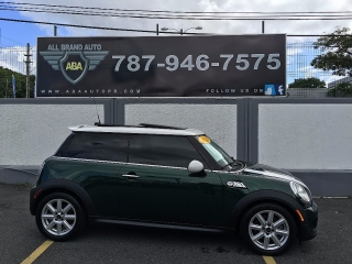 MINI COOPER S 2013 -PREMIUM PKG, MOONROOF-