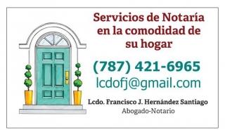 Notario a domicilio