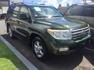 TOYOTA LAND CRUISER 2008 HIRAM 787-457-1629