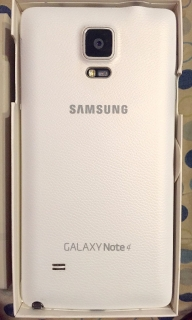 Vendo Samsung Galaxy Note 4