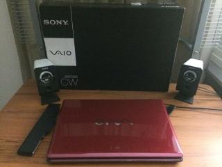 Laptop Sony-VAIO
