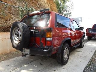 Nissan Pathfinder 1988