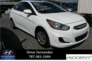 HYUNDAI ACCENT SEDAN  2013