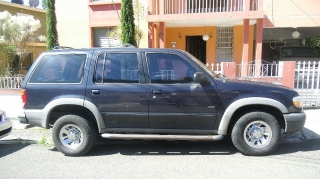 Ford Explorer XLS 1996 Azul