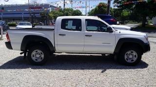 Toyota Tacoma Crew Cab Pickup Blanco 2013