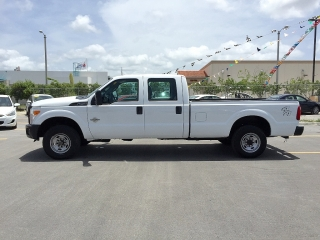 Ford Super Duty F-250 Srw Blanco 2012