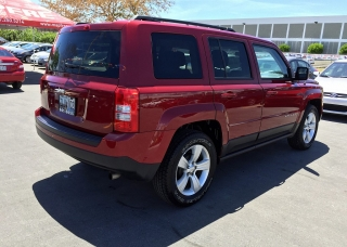 Jeep Patriot Sport Rojo Vino 2015