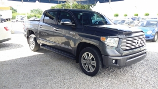Toyota Tundra 2wd Truck 1794 Gris Oscuro 2014