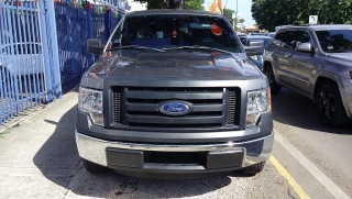 Ford F-150 XL Gris Oscuro 2012