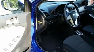 Hyundai Accent 5 Azul 2014
