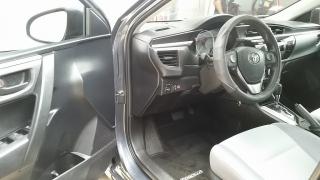 Toyota Corolla L Gris Oscuro 2014