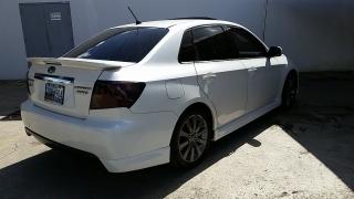 Subaru Impreza Sedan Wrx WRX Blanco 2010