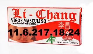 li chang reemplazo de  HUANG HE  1162171824