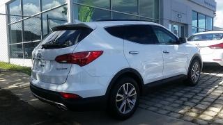 Hyundai Santa Fe Sport Blanco 2016
