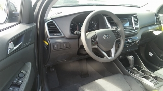 Hyundai Tucson SE Gris Oscuro 2016