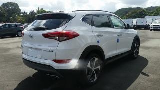 Hyundai Tucson Limited Blanco 2016