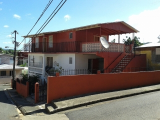 Alquiler casa 3er piso en centro pueblo San Germán