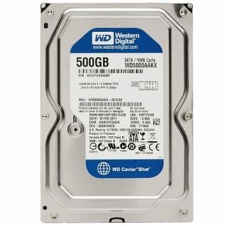 Hard Disk 500GB (Nuevo)