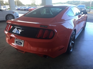 Ford Mustan 2016