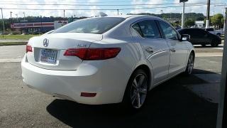 Acura ILX Premium Pkg Blanco 2014