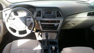Hyundai Sonata SE Plateado 2015