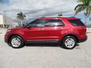 FORD EXPLORER XLT 2013 !WOW! MAS NUEVA IMPOSIBLE!!