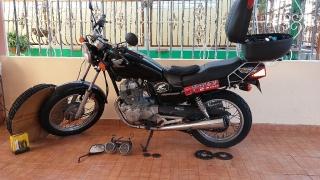 Honda, Nighthawk '01 250cc